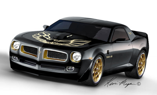 """""""Phoenix"""" Trans-Am kit conversion coming for Camaro - Page 5"""