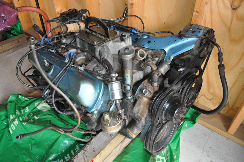 Olds 403 engine with 455 heads - for sale